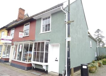 Thumbnail 2 bedroom end terrace house for sale in High Street, Needham Market, Ipswich