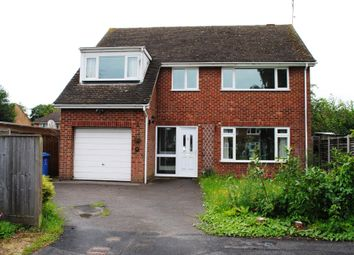 Thumbnail 4 bedroom detached house to rent in Chatfield Close, Farnborough