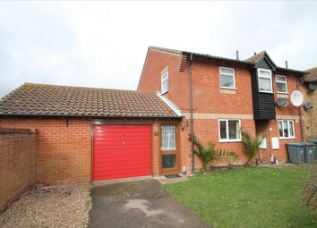 Thumbnail 2 bed property for sale in Bredfield Close, Felixstowe