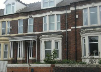 Thumbnail 5 bed terraced house to rent in Sunderland Road, South Shields
