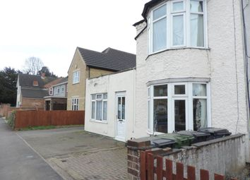 Thumbnail 1 bed property to rent in New Road, Woodston, Peterborough.