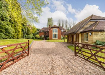 Thumbnail 4 bed detached house for sale in Haccups Lane, Michelmersh, Romsey