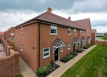 Thumbnail 3 bed end terrace house for sale in Roman Walk, Westhampnett