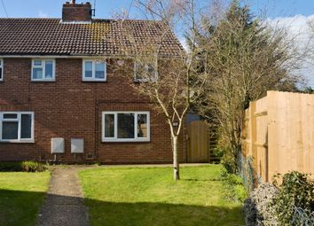 Thumbnail 3 bed semi-detached house for sale in Bellway, Woburn Sands, Milton Keynes