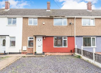 Thumbnail 3 bed terraced house for sale in Canterbury Road, Kidderminster