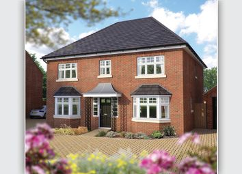 """Thumbnail 5 bedroom detached house for sale in """"The Winchester"""" at Station Road, Long Buckby, Northampton"""