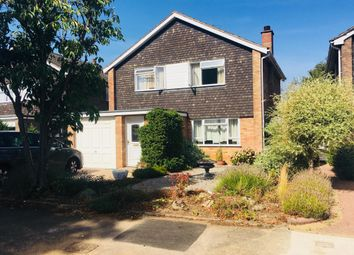 Thumbnail 4 bed detached house to rent in Lovell Close, Hitchin