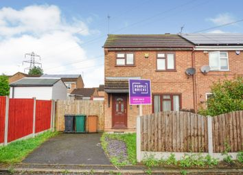 Thumbnail 3 bed semi-detached house for sale in Fox Close, Derby