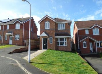 Thumbnail 3 bed detached house for sale in Heysham Park Avenue, Carlisle, Cumbria