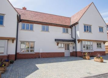 Thumbnail 3 bed terraced house for sale in Hempstead Road, Radwinter, Saffron Walden