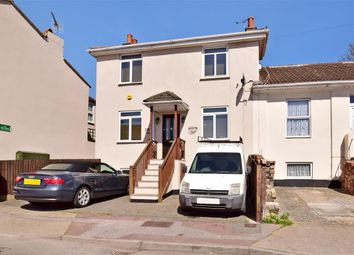 Thumbnail 4 bed semi-detached house for sale in Constitution Road, Chatham, Kent