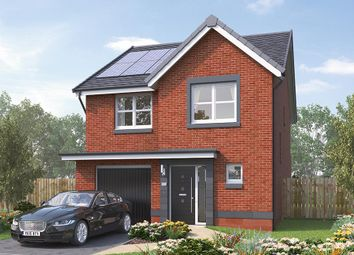 """Thumbnail 4 bed detached house for sale in """"The Ashbury"""" at Crosshill Road, Bishopton"""