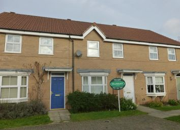 Thumbnail 3 bedroom terraced house to rent in Siskin Road, Uppingham, Oakham