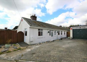Thumbnail 3 bedroom semi-detached bungalow for sale in Woodford Close, Plymouth, Devon