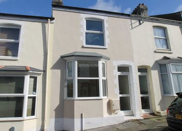 Thumbnail 2 bed terraced house for sale in Glenmore Avenue, Stoke