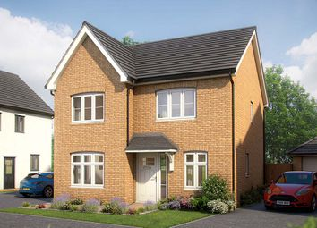"Thumbnail 4 bed detached house for sale in ""The Phoenix Range -Juniper"" at Gidding Road, Sawtry, Huntingdon"