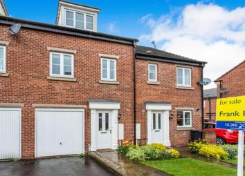 Thumbnail 3 bed town house for sale in Northcote Way, Doe Lea, Chesterfield, Derbyshire