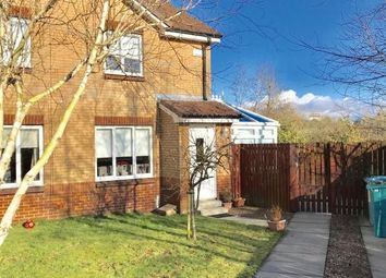 Thumbnail 2 bed semi-detached house for sale in Belhaven Park, Muirhead, Glasgow