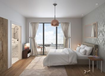 Thumbnail 3 bed flat for sale in X1 Chatham Waters Apartments, Gillingham Gate Road, Kent