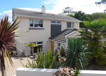 Thumbnail 3 bed detached house for sale in Vicarage Meadow, Fowey