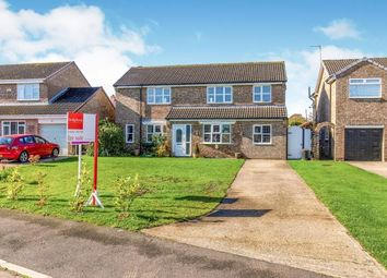 Thumbnail 3 bed detached house for sale in Carew Close, Yarm, Durham