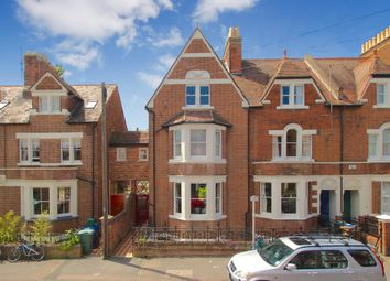Thumbnail 4 bed town house to rent in Southmoor Road, Oxford