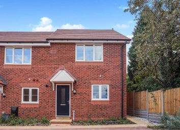 Thumbnail 2 bed end terrace house for sale in 24 Navigation Close, Nuneaton