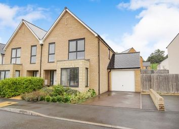 Thumbnail 4 bedroom semi-detached house for sale in Budding Way, Dursley, Gloucestershire