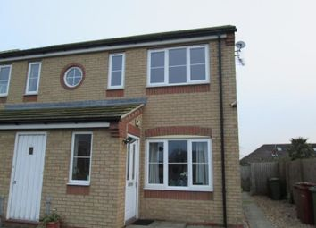 Thumbnail 1 bed flat to rent in Greengate Lane, South Killingholme, Immingham