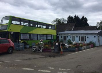Thumbnail Restaurant/cafe for sale in Stonham Road, Crowfield, Ipswich