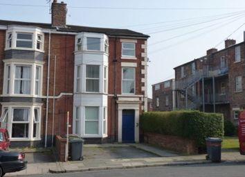 Thumbnail 2 bedroom flat to rent in 21 Barnard Road, Prenton