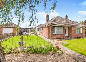 Thumbnail 4 bed detached bungalow for sale in Elmside, Emneth, Wisbech