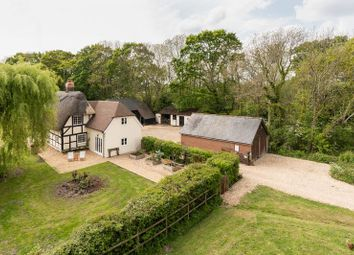 Thumbnail 3 bed detached house for sale in Shepherds Road, Bartley, Southampton