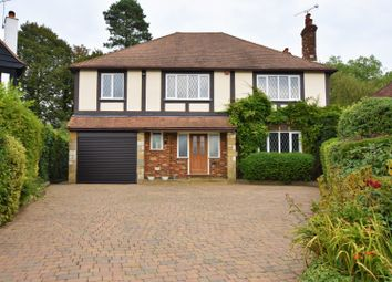 Thumbnail 4 bed detached house for sale in Kenilworth Close, Banstead