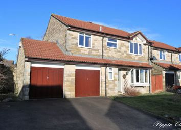 Thumbnail 4 bed detached house for sale in Pippin Close, Peasedown St. John, Bath