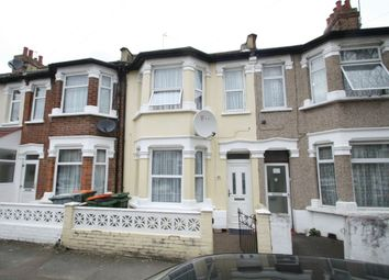 Thumbnail 3 bed terraced house to rent in Poulett Road, East Ham, London