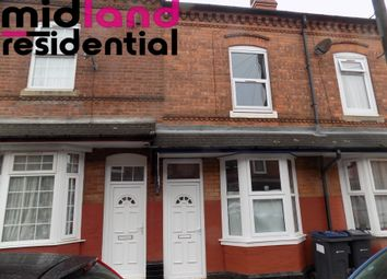Thumbnail 2 bed terraced house for sale in Endicott Road, Aston