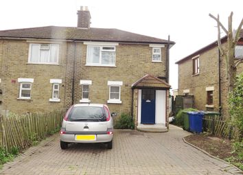 Thumbnail 3 bed semi-detached house for sale in Hall Road, Aveley