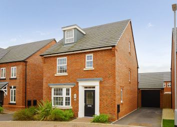 Thumbnail 4 bed detached house for sale in Bufton Lane, Doseley, Telford