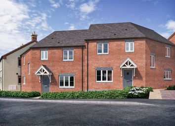Thumbnail 3 bed semi-detached house for sale in Midsummer Vale, Froghall Lane, Walkern