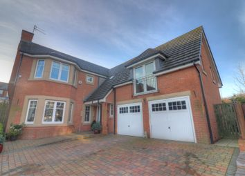 Thumbnail 5 bed detached house for sale in Willowdene, Washington