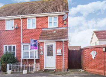 2 bed semi-detached house for sale in Shelley Place, Langham Drive, Rayleigh SS6