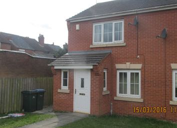 Thumbnail 3 bed semi-detached house to rent in Firedrake Croft, Coventry