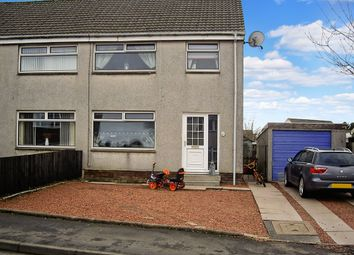 Thumbnail 3 bed semi-detached house for sale in Carmel Place, Kilmaurs