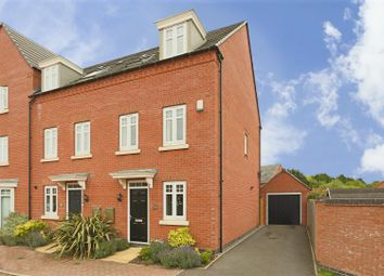 Thumbnail 3 bed property for sale in Falcon Way, Hucknall, Nottinghamshire