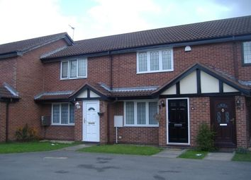 Thumbnail 2 bed town house to rent in Ashford Road, Whitwick, Coalville