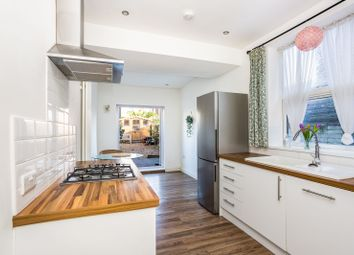 Thumbnail 3 bed terraced house to rent in Wisborough Road, Southsea