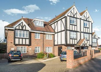 Thumbnail 1 bed flat for sale in 77 Green Lane, Worcester Park, Surrey