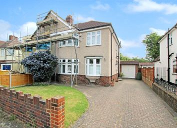 Thumbnail 5 bed semi-detached house for sale in Chaucer Road, Sidcup, Kent