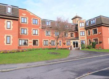 Thumbnail 2 bed flat for sale in Regent Crescent, Horsforth, Leeds